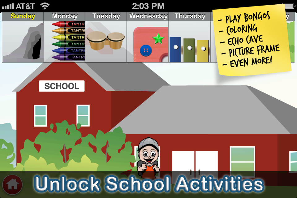 Screenshot Timmy's Preschool Adventure – Fun Learning for Toddlers